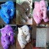 ตุ๊กตาช้างมีผ้าห่ม