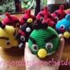 Angry bird 5 นิ้ว