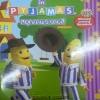 สมุดภาพระบายสี Bananas in Pyjamas เล่ม3 (ฟรี สติกเกอร์ บานาน่าส์ สีสวยสดใส)