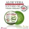 Aloe Vera Shoothing Gel เจลว่านหางจรเข้ บริสุทธิ์ 98% ปลอบประโลมผิว แผลไฟไหม้ เพิ่มความชุ่มชื่น ลดความมันบนใบหน้า บำรุงเส้มผม รักษาสิว รักษาฝี