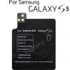 แผ่น Receiver Qi charger wireless สำหรับ Samsung Galaxy S5 แผ่นชาร์จ wireless no 676280