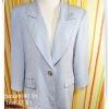 #1113 เสื้อสูท ผู้หญิง งานตัดผ้าซีฟอง เสริมบ่า