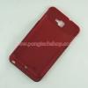 เคส Galaxy Note สีแดงเลือดหมูมุก เป็นแบตเตอรี่สำรองในตัว ความจุมากถึง 3000mAh