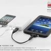 แบตเตอรี่สำรอง 8 in 1 ความจุมากถึง 11200mAh ใช้ได้ดีกับ iPad Galaxy Tab S2 Note iPhone ซัมซุง แอลจี โนเกีย แบล็คเบอร์รี่ โมโตโรล่า เครื่องเล่น MP3 และอื่นๆอีกมาก