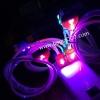สายUSB หัวไฟ +สายไฟจุด (เลือกหัวได้คะ ไอโฟน) >> (ยาว 1 เมตร)