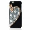 เคส iphone 6 เคส Diy แนว Hard core คริสตัล หัวกะโหลก สีทอง แนว ปีศาจ ร็อคเกอร์ สาว ติดมุก เคสสีดำ เก๋ ๆ 403938_5