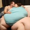 สาวอ้วน น้ำหนักเกือบ 500 กก.