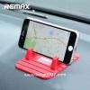 แผ่นติดคอนโซลรถ REMAX สำหรับ มือถือทุกรุ่น ,ipad,table