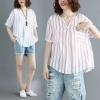 JY25152#เสื้อOversizeสไตล์เกาหลี เสื้อโอเวอร์ไซส์แต่งลายแนวๆ อก*100ซม.ขึ้นไปประมาณ40-42นิ้วขึ้น