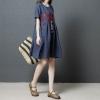 JY25019#เสื้อOversizeสไตล์เกาหลี เสื้อโอเวอร์ไซส์แต่งลายแนวๆ อก*100ซม.ขึ้นไปประมาณ40-42นิ้วขึ้น