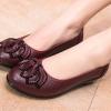รองเท้าคัทชู ใส่ทำงาน รองเท้าหุ้มส้น รองเท้าผู้หญิง หนังนิ่ม มีส้นเล็กน้อย รองเท้าหนัง ใส่ทำงาน ใส่เที่ยว แฟชั่น ดีไซน์ 205226