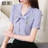 เสื้อเชิ้ตชีฟอง ลายสวยๆมีไซส์S M L XL และ2XL