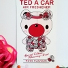Ted A Car / Air Freshener (Rose)