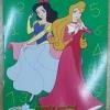 123 คัด 1-20 พร้อมระบายสี Princess story