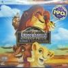 VCD เดอะไลอ้อนคิง2 ซิมบ้าเจ้าป่าทรนง ฉบับพิเศษ The Lion King2 Simba's pride