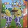 สมุดภาพระบายสี Bananas in Pyjamas (ฟรี สติกเกอร์ บานาน่าส์ สีสวยสดใส)