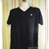 เสื้อยืด American eagle เนื้อนุ่ม สีดำ A005