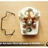 """ขั้วไฟหน้า พร้อมคลิ๊ป-ล็อคจานฉาย ตรงรุ่นสำหรับBMW R25-R69s ของใหม่ รุ่นใหม่ ยี่ห้อ """"HELLA"""" เยอรมันนีแท้ๆ"""