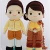"Thai-wedding 12"" (In stock)"