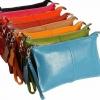 กระเป๋าสะพายข้าง ผู้หญิง ขนาดกลาง กระเป๋าสตางค์ แบบมีสายสะพายข้าง กระเป๋าหนังแท้ สีพื้น แบบสวย มีสไตล์ ใช้ออกงาน ได้บ่อย ทนทาน 835464