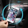 แม่เหล็ก360องศาหมุนมินิ ติดมือถือในรถยนต์ สำหรับ iphone ซัมซุง สมาร์ทโฟน GPS