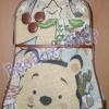 พร้อมส่ง : กระเป๋าเป้ ลายหมีพลู