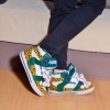 รองเท้า Jeremy Scott Bones สีเขียว แบบeunhyuk,2ne1,shinee
