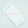 เคส Galaxy S3 สีขาว เป็นแบตเตอรี่สำรองในตัว ความจุมากถึง 2200mAh