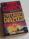 เด็ดหัววีรบุรุษ Partriot Games / ทอม แคลนซี่ Tom Clancy / สุวิทย์ ขาวปลอด