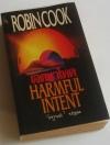 เจตนาโหด Harmful Intent / Robin Cook / วิทูรย์ ปฐม