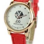 พร้อมส่ง นาฬิกา EXO Red