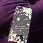 มาใหม่เพียบแบบเคสไอโฟน 6 พลัสlสวยสุดประดับคริสตัล case iphone 6 plus crystals handmade ID: A273