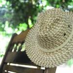 หมวกคาวบอยกระจูดสลับลานงานละเอียดสวย ปีก 5 นิ้ว ขั้นต่ำ50ใบคละเเบบได้ครับ