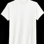 เสื้อเปล่า ไม่มีสกรีน Cotton100%