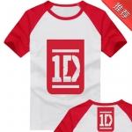 Preorder เสื้อ one direction 1D 12