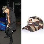 Preorder หมวก Justin Bieber