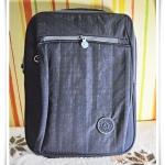 กระเป๋าถือ กระเป๋าสะพาย โน้ตบุ๊ค Kipling สีเทาเข้ม