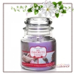 Yankee Candle / Medium Swirl Jar Candle 14.5 oz. (My Favorite Things)