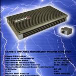 AMP SPARK X Sirius-D1500