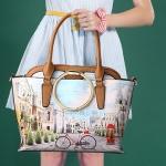 กระเป๋าถือผู้หญิง กระเป๋าหนัง แฟชั่น ดีไซน์ จาก ประเทศอังกฤษ สามารถถอดออก ได้เป็น 2 ใบ กระเป๋าสะพาย ดีไซน์เก๋ เพ้น ลอนดอน ดีไซน์ 341179