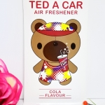 Ted A Car / Air Freshener (Cola)