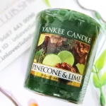 Yankee Candle / Samplers Votives 1.75 oz. (Pinecone & Lime)