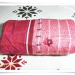ผ้าห่ม ผ้าสำลี เนื้อนุ่ม 5 ฟุต ชมพูบานเย็น ลายดอกไม้ tw003