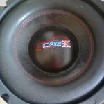 10 นิ้ว CAR-X 102 โครงปั้ม ว้อยคู่ 800WATT