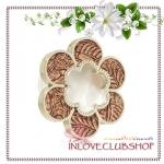 Bath & Body Works - Slatkin & Co / Scentportable Holder (Cork Flower)