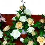 รับออกแบบ จัดดอกไม้ประดิษฐ์