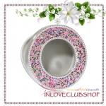 Bath & Body Works - Slatkin & Co / Scentportable Holder (Pink Glitter)