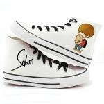 รองเท้า Sehun หุ้มข้อ Ver1