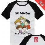 Preorder เสื้อ one direction 1D 07