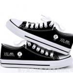 Preorder รองเท้าผ้าใบ EXO xiumin DFBX008